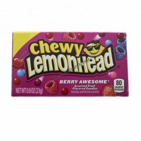 Chewy lemonhead redrific