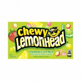 Chewy lemonhead blue raspberry