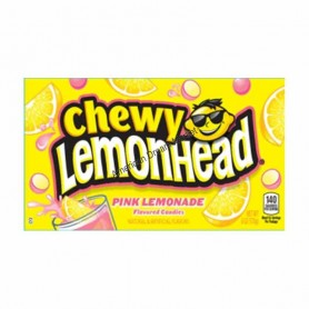 Chewy lemonhead fiercely citrus