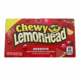 Chewy lemonhead lemon