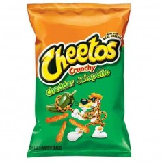 Cheetos crunchy fromage 226g