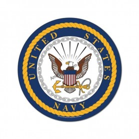 Roll up u.s. navy