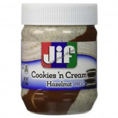 Jif beurre de cacahuettes creamy reduced fat