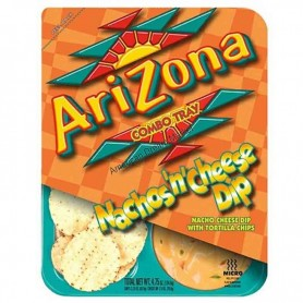 Arizona nachos'n'cheese dip