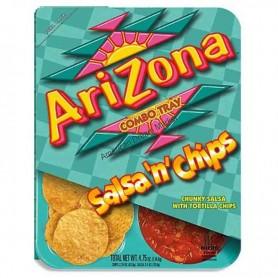 Arizona nachos'n'cheese dip