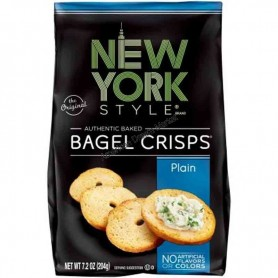 Bagel crisps everything