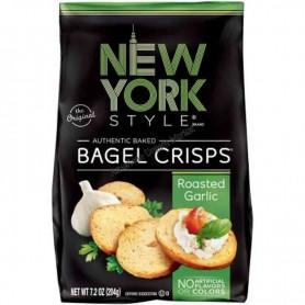 Bagel crisps plain