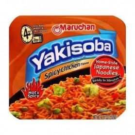 Maruchan yakisoba spicy chicken