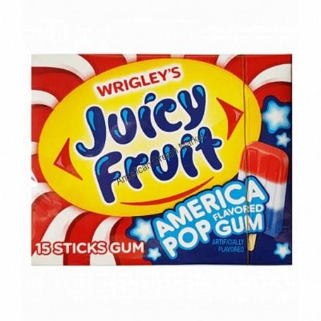 Wrigley's juicy fruit
