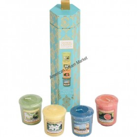Coffret 5 votives st valentin