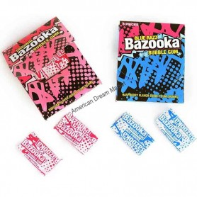Original bazooka buble gum
