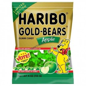 Haribo gold bear apple