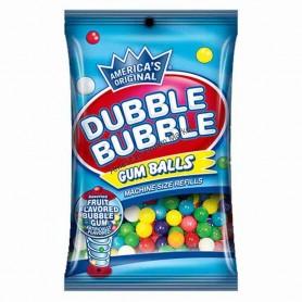 Dubble bubble gum balls machine refills