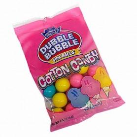 Dubble bubble gum balls cotton candy