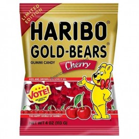 Haribo gold bear cherry
