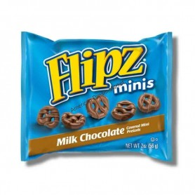 Flipz minis milk chocolate