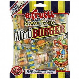 Efrutti mini burger
