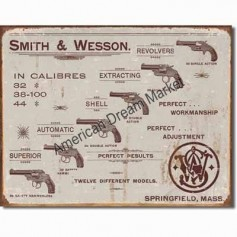 Smith and weasson revolver
