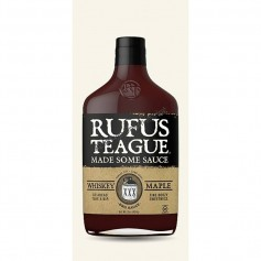 Rufus teague whiskey maple BBQ sauce
