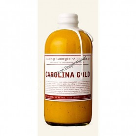 Lillie's Q BBQ sauce carolina gold