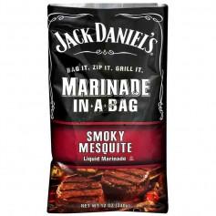 Jack daniel's marinade in a bag smoky mesquite