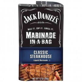 Jack daniel's marinade in a bag honey terriyaki