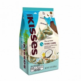 Hershey's kisses coconut and almond