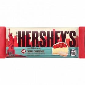 HERSHEY'S cherry cheesecake
