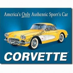 Chevy corvette 58