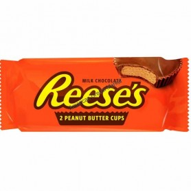 Reese's 2 peanut butter cups
