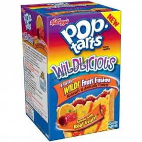 Kellogg's Pop tarts wildlicious wild berry