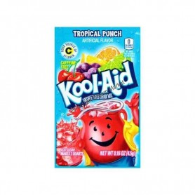 Kool Aid tropical punch sachet