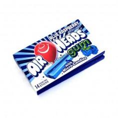 Air heads gum blue raspberry