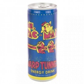 Ms pac-man energy drink