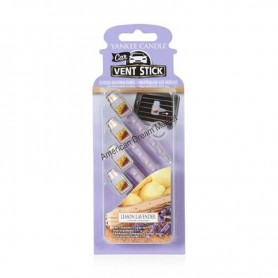 Car vent stick lemon lavender