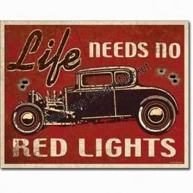 Life needs rod