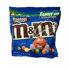 m&m's Pretzel family pack- 436 Gr