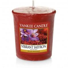 Votive vibrant saffron