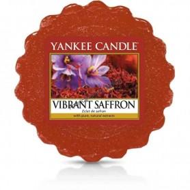 Tartelette vibrant saffron