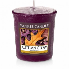 Votive autumn glow