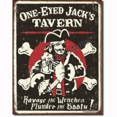 Schonberg one eyed jacks