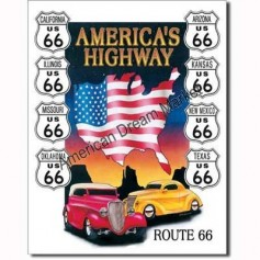 Ameriac's high way