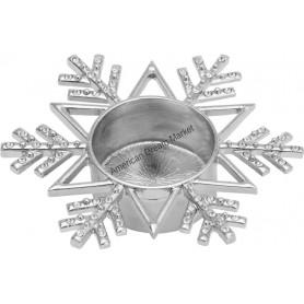 Photophore lumignon twinkling snowflake