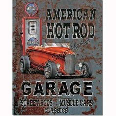 Legends american hot rod