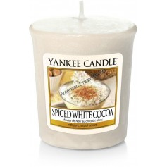 Votive spiced white cocoa