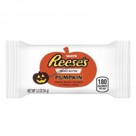 Reese's white pumkin