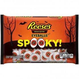 Reese's eyeballs spooky