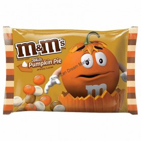 m&m's white pumpkin pie 226.8g