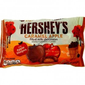 Hershey's caramel apple