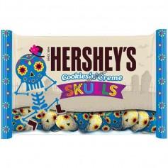 Hershey cookie n cream skulls